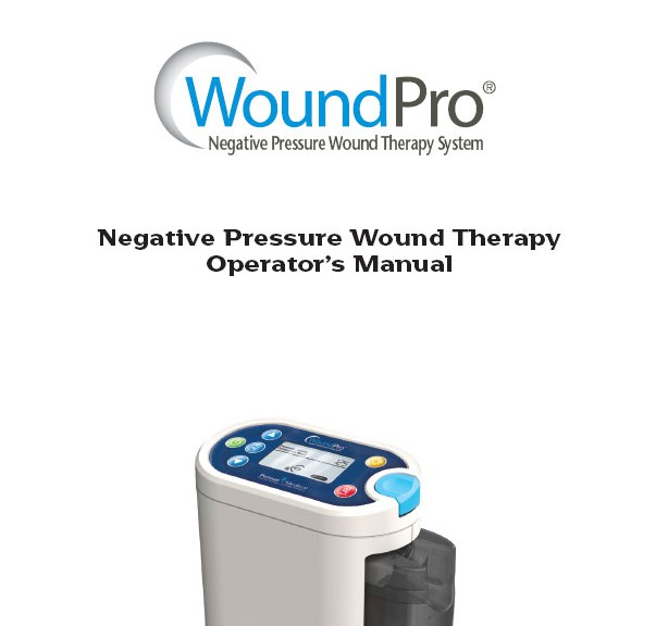 WoundPro Operators Manual